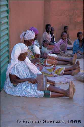 women-weaving